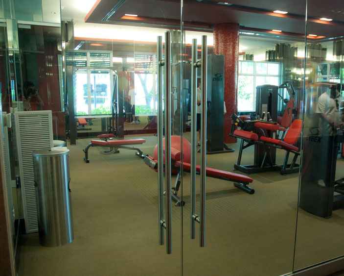 glass doors miami