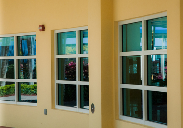 hurricane resistant windows
