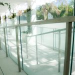 glass railings miami