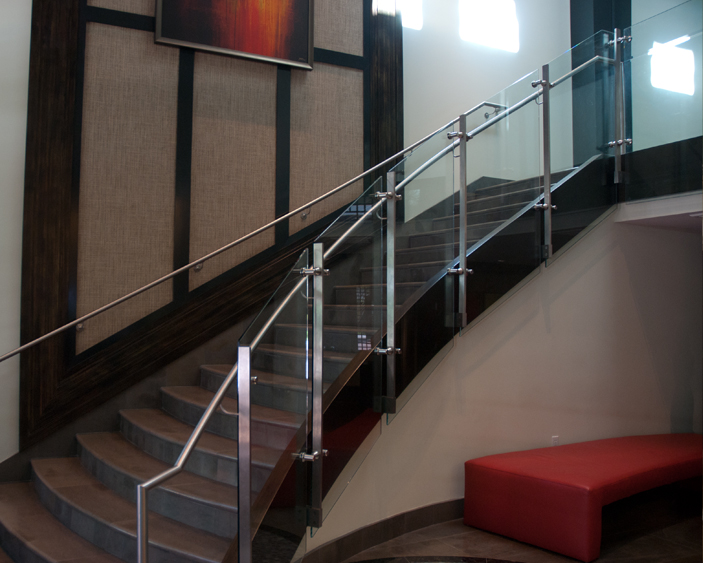 glass railing system miami