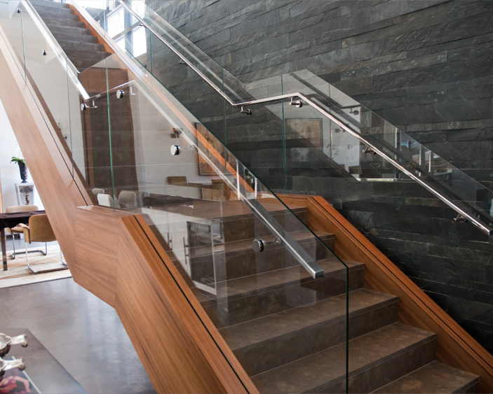 glass balustrade miami