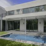 Bi-fold impact doors in Miami