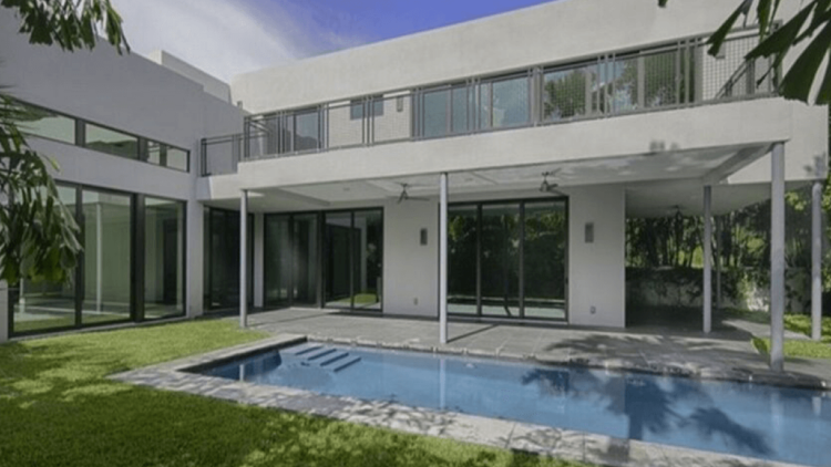 Bi-fold impact doors in Miami