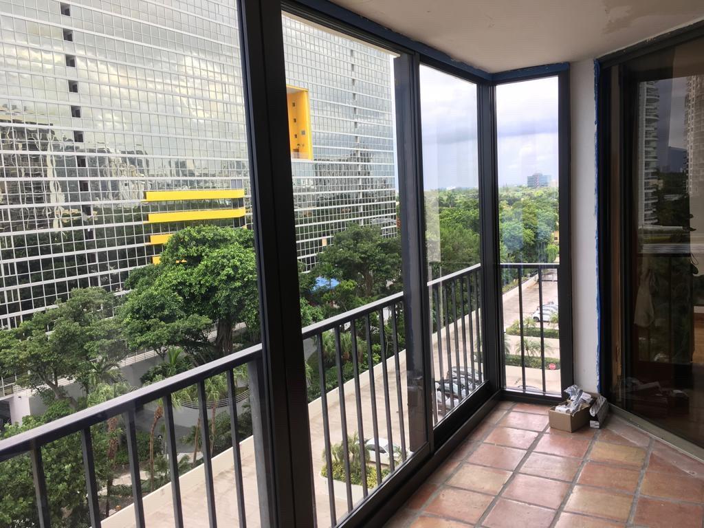balcony doors and windows miami