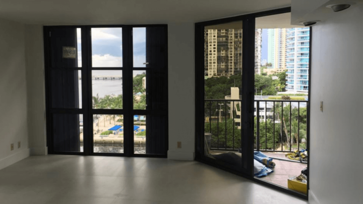 storm windows and doors in Miami