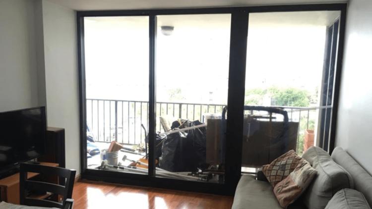 bifold impact doors in Miami