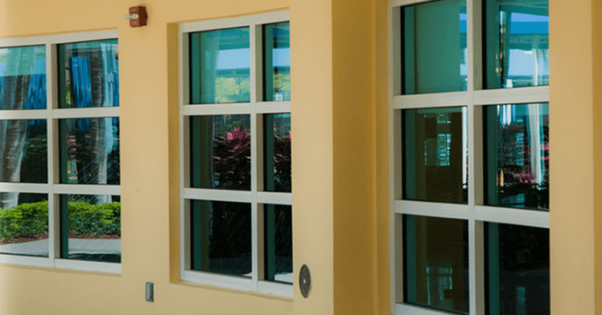 energy efficient impact windows in Miami