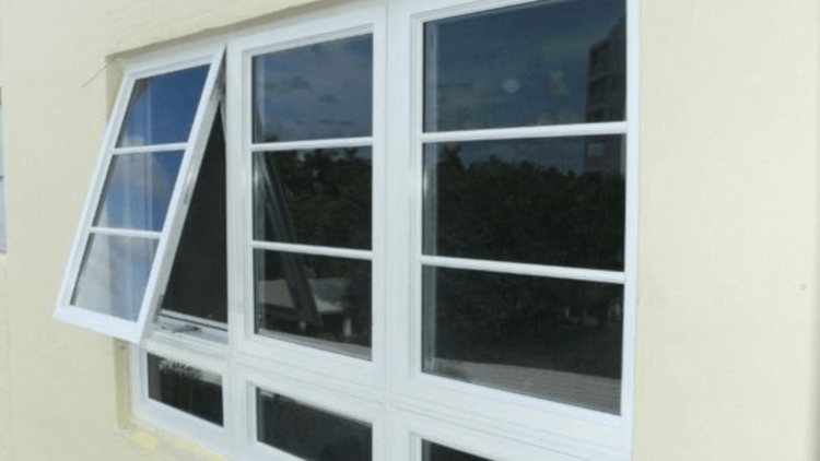 impact awning windows in Miami