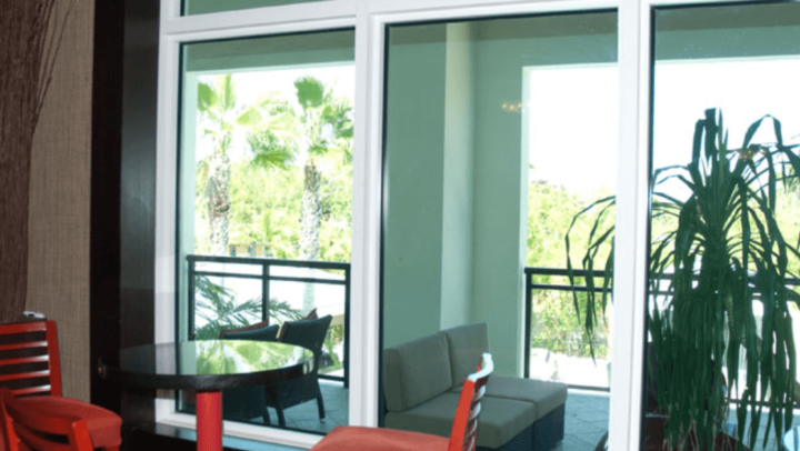 impact glass windows in Miami