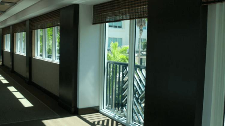 hurricane windows and doors around Miami