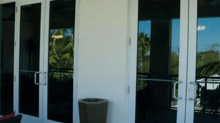 contemporary front door services in Miami